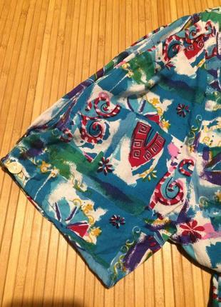 Красочное платье с пышной юбкой,размер xl5