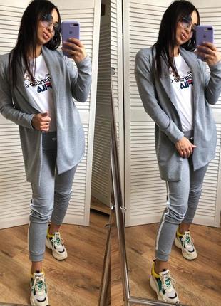 Женский спортивный костюм брюки и пиджак2