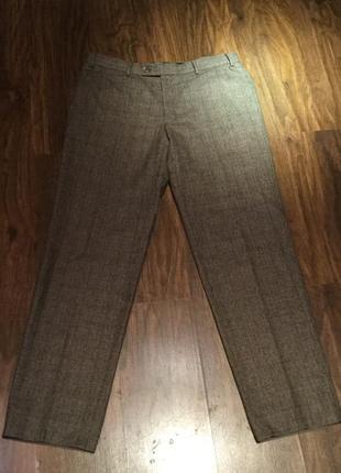 Новые твидовые брюки daniel hechter paris