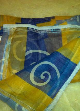 Тюлевые шторки цена 130 грн за комплект5 фото
