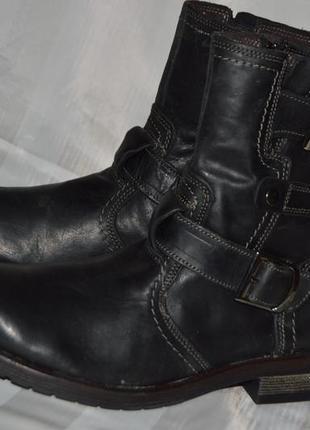 Супер ціна! ботинки кожа bata размер 40 ботіки шкіра2 фото
