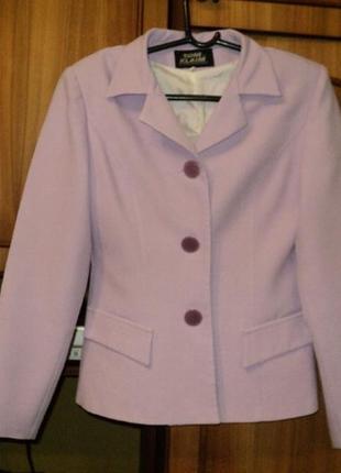 Очень красивый пиджак tom klaim t&m cjllectijn приталеный,винтаж,классический