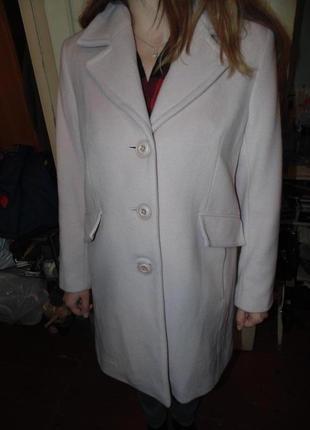 Пальто кашемировое шерстяное paul costelloe оригинал