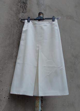 Белая юбка1 фото