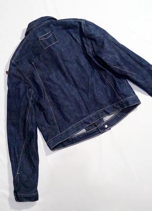 Тренд! винтажная джинсовая куртка levi's4