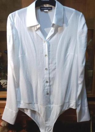 Стильный комбидрес,рубашка,блуза  patrizia dini