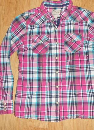 Рубашка на девочку 11 лет
