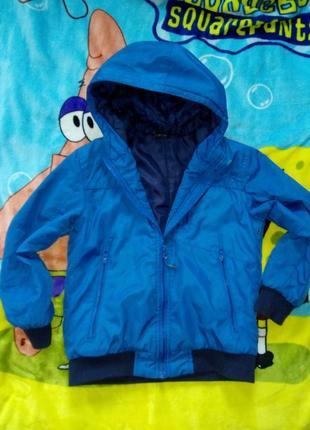 George чудова демі куртка на 7-8 років