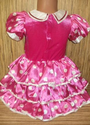 Нарядное платье на 3-4 годика2 фото