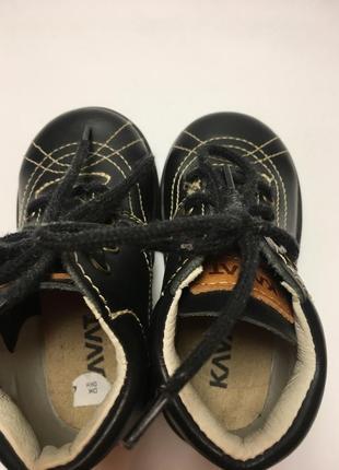 Демисезонные ботинки шведской фирмы kavat (кават)р 206 фото