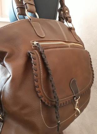 Симпатичная вместительная сумка next