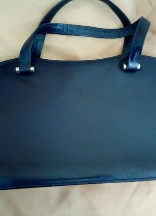 Сумка сумочка синяя