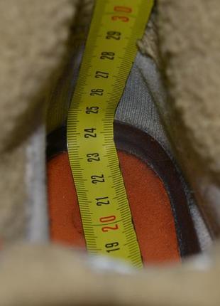 Timberland 38р ботинки  кожаные. оригинал. демисезон-зимние2