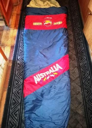Спальник high peak, одеяло+кокон., австралия