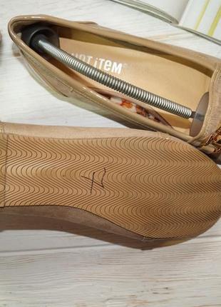 Hot item. комфортные туфли, лоферы на низком ходу2 фото