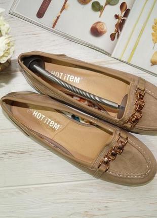 Hot item. комфортные туфли, лоферы на низком ходу3 фото