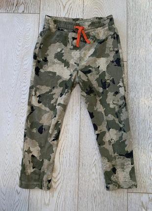 Штаны трикотажные брюки