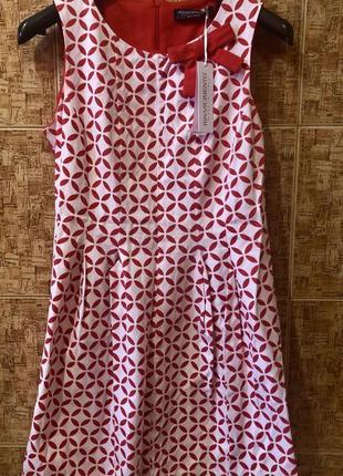 Шикарное платье ranascimento италия 🇮🇹 р.l, б/у.