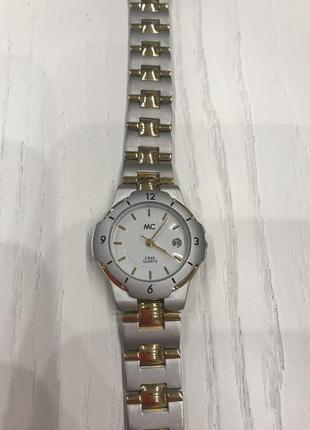 Часы немецкого бренда mc timetrend новые