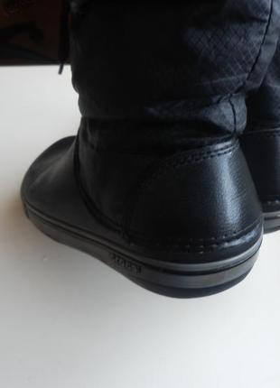 Сапоги crocs 34р3