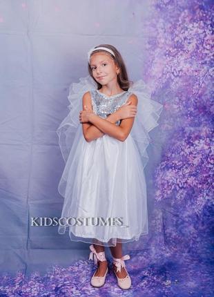 Праздничный, карнавальный костюм ангел