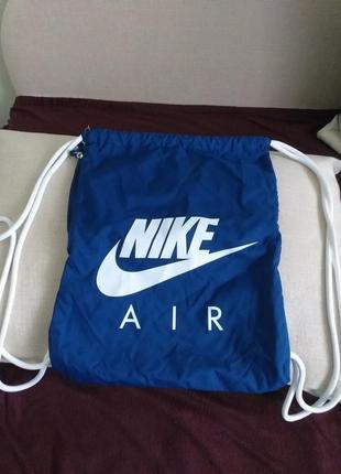 Сумка рюкзак nike.оригинал!