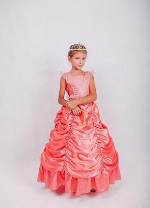 Праздничное платье, платье принцессы