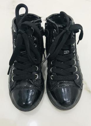 Ботинки  geox5