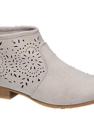 Ботильоны ботинки туфли