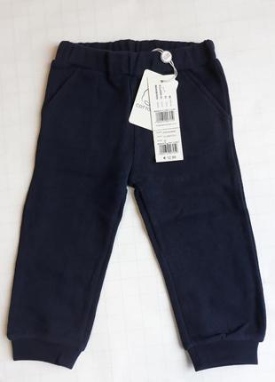 Брендовые комфортные штаны на ребенка 18 мес.original marines. италия.