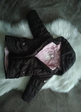 Куртка деми  baby club 92