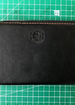 Коженый кошелек, шкіряний гаманець, портмоне8