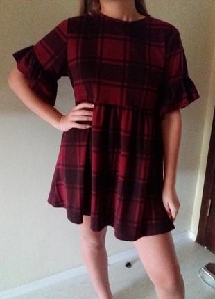 Платье туника 16р