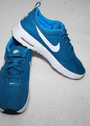Стильные кроссовки nike air max 34 размера по стельке 21.5-22 см.