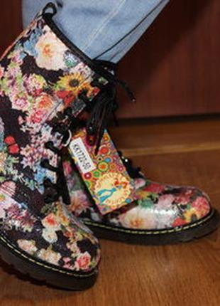 "Демисезонные ботинки тм b&g ""королева красоты"" kk1722-50"