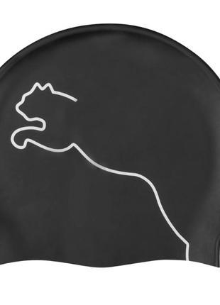 Оригинал детская шапочка для плавания puma swim. размер единый