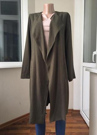 Красивый пиджак накидка
