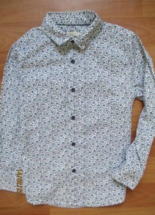 Рубашка john lewis на 7 лет