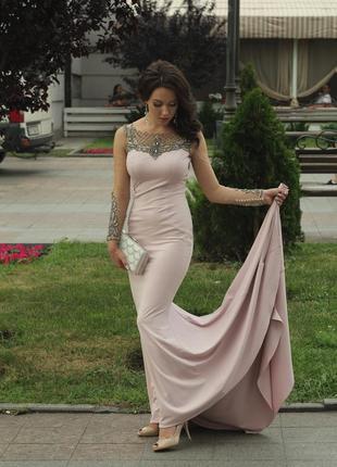 Супер красивое платье на выпускной pollardi