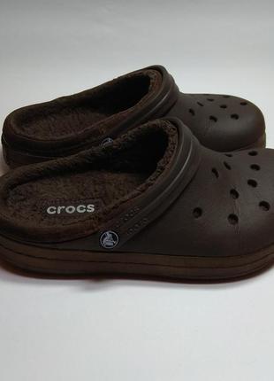 Утепленные крокс crocs оригінал