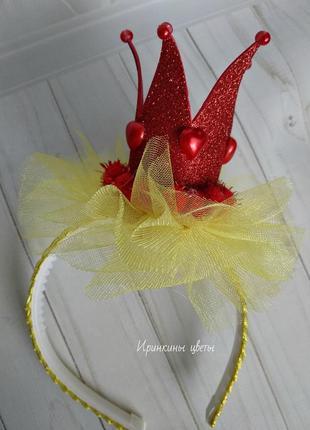 Обруч для костюма цыпленок