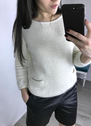 Ангоровый свитерок super dry