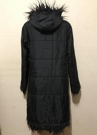 Пуховик пальто на синтепоновом утеплителе