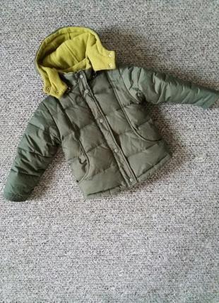 Куртка зима 24м. 2-3р. linea baby