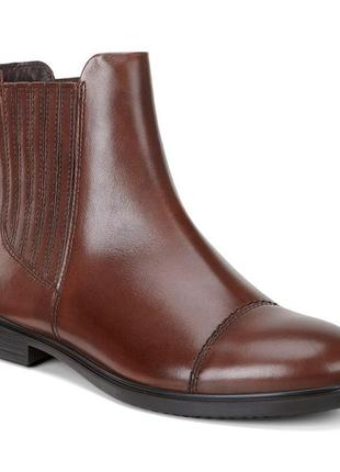 Женские ботинки челси ecco touch 15 оригинал р-39