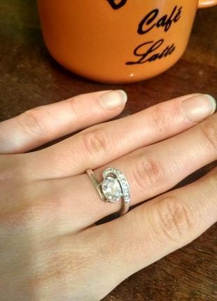 Серебряное кольцо/ серебро