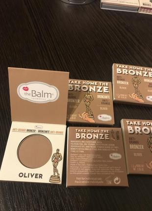 Бронзер thebalm take home the bronze (миниатюра 1.5г.)