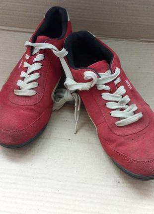 Кросівки замшеві фірмові (bane)