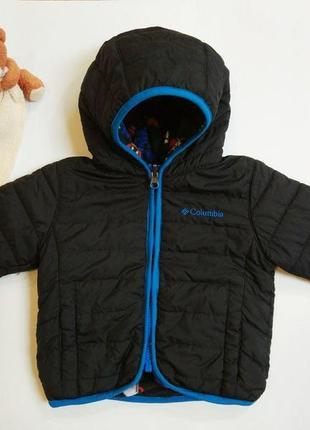 Двухсторонняя куртка columbia