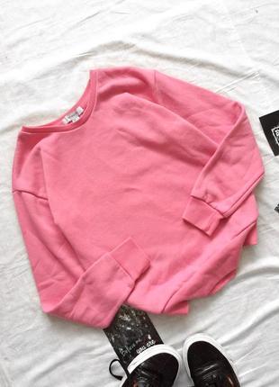 Розовый свитшот от primark